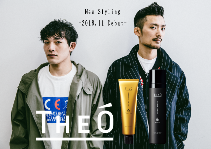 THEO [広島] LETTER & HAIR CREATE GENTS